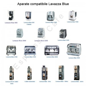aparate compatibile lavazza blue