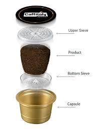 sistemul de capsule caffitaly