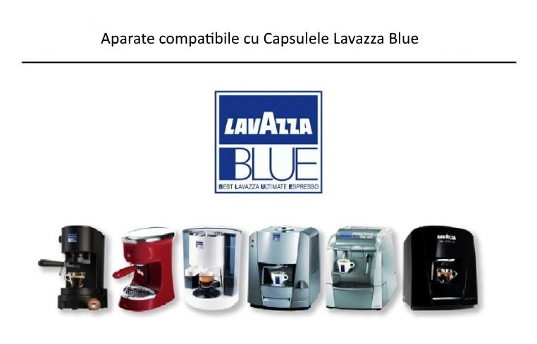 espressoare compatibile lavazza blue