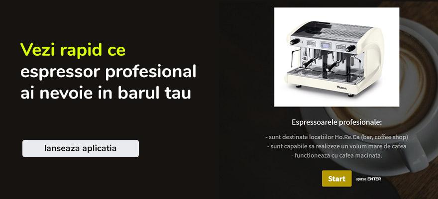 quiz espressor profesional