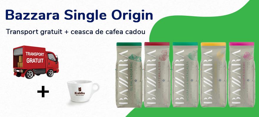 oferta bazzara single origin