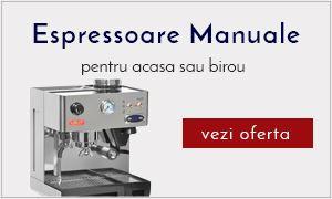 Espressoare manuale