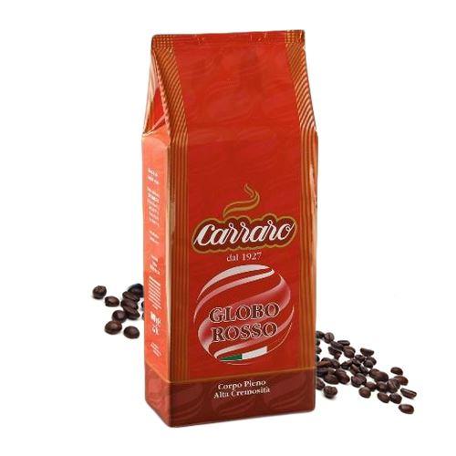 Carraro Globo Rosso cafea boabe 1 kg