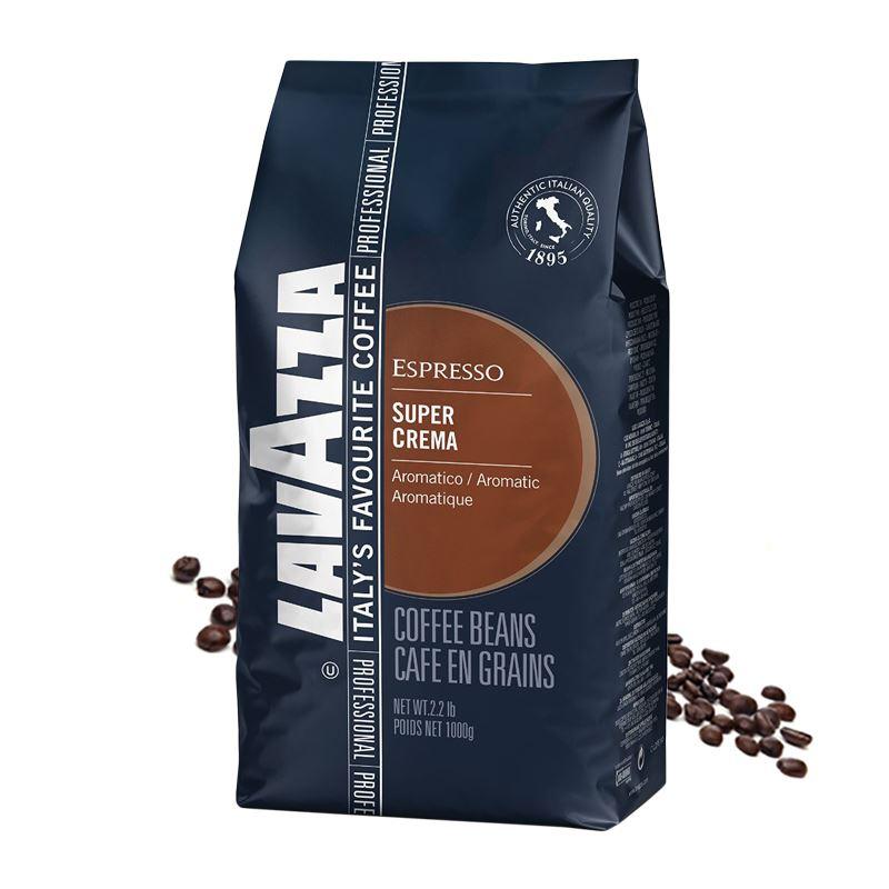 Lavazza Super Crema cafea boabe 1 kg