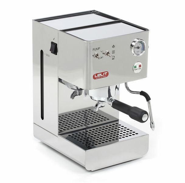 Espressor manual Lelit PL 41 Plus, 1250 W, 2.7 L, 15 bar