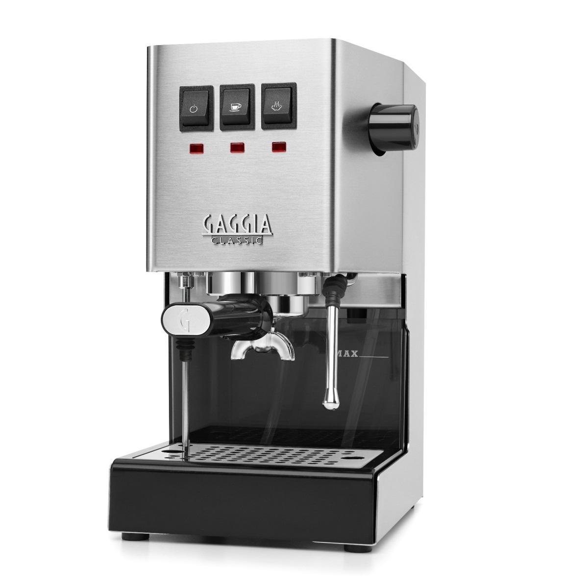 Espressor Gaggia Classic Pro Inox, 1050 W, 2.1 L, 15 bar