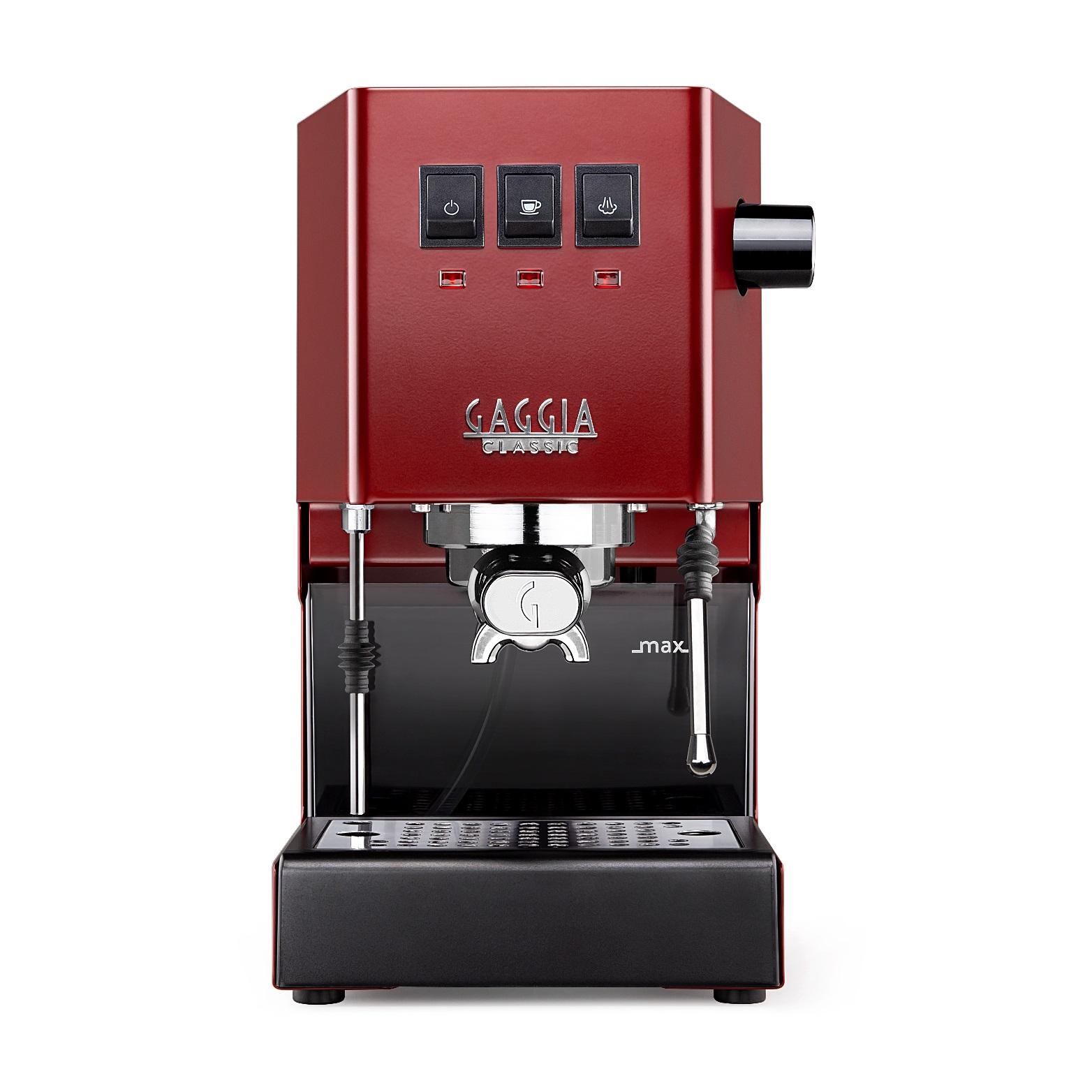 Espressor Gaggia Classic Pro Red, 1050 W, 2.1 L, 15 bar