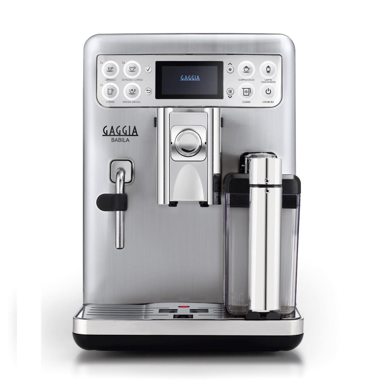 Espressor Gaggia Babila + cadou set 6 cesti espresso scurt