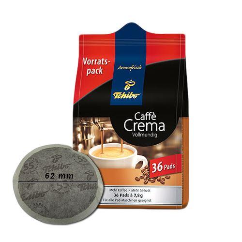 Tchibo Cafe Crema Pad set 36 buc