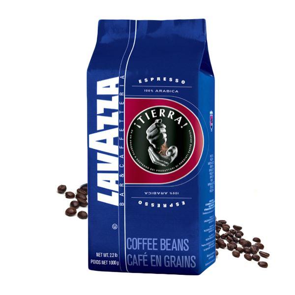 Cafea boabe Lavazza Tierra 1Kg