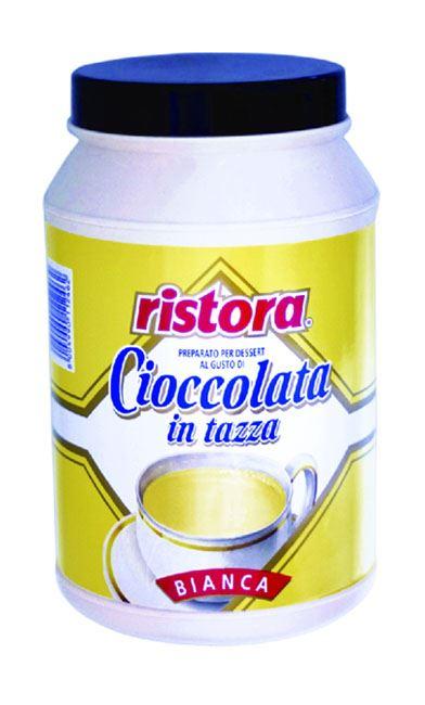 Ciocolata alba densa Ristora