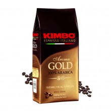 Kimbo Aroma Gold cafea boabe 1kg