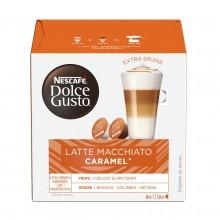 Nescafe Dolce Gusto Caramel Latte Macchiato capsule 16 buc