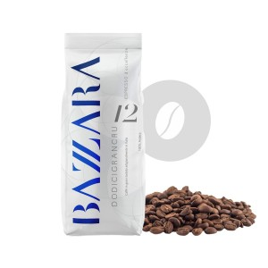 Bazzara Dodicigrancru cafea boabe 1 kg
