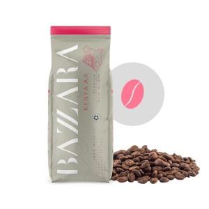 Bazzara Kenya AA cafea boabe de origine 1kg