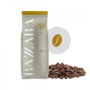 Bazzara Santo Domingo AA cafea boabe de origine 1kg