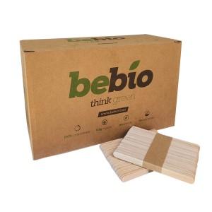 Bebio palete lemn automate 105 mm cutie 2500 buc