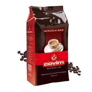 Covim Qualita Bar cafea boabe 1 kg