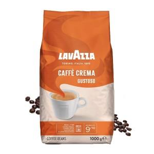 Lavazza Caffe Crema Gustoso cafea boabe 1 kg