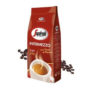 Cafea boabe Segafredo Intermezzo 1Kg