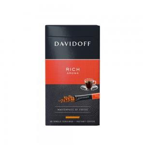 Davidoff Rich Aroma cafea instant Stick 10 buc