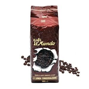 El Mundo cafea boabe 1 kg