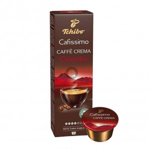 Capsule Tchibo Cafissimo Caffe Crema Colombia 10 buc