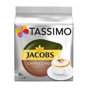 Jacobs Tassimo Cappuccino 8 bauturi