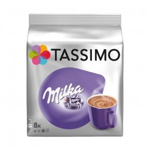 Capsule ciocolata Jacobs Tassimo Milka 8 buc
