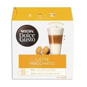 Nescafe Dolce Gusto Latte Macchiato capsule 16 buc