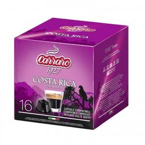 Carraro Costa Rica capsule compatibile Nescafe Dolce Gusto 16 buc