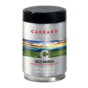 Carraro Dolci Arabica cafea macinata 250g