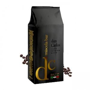 Carraro Don Carlos cafea boabe 1 kg