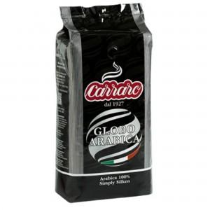 Carraro Globo Arabica cafea boabe 1 kg