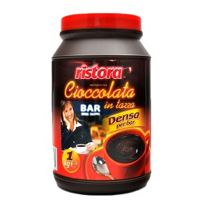 Ristora ciocolata densa borcan 1 kg