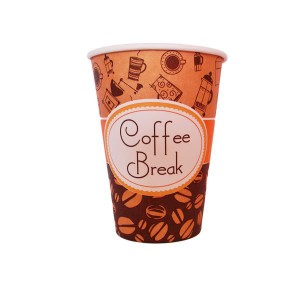 Coffee Break 7oz pahare automate carton bax 2250 buc