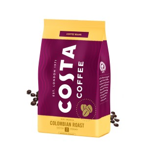 Costa Colombian Roast boabe 500g