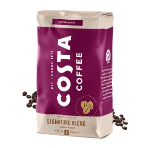 Costa Signature Blend Medium Roast cafea boabe 1kg