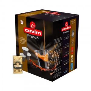 Covim Presso Gold Arabica capsule compatibile Nespresso 50 buc