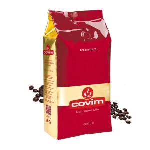 Covim Rubino cafea boabe 1kg