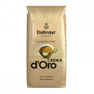 Dallmayr Crema dOro cafea boabe 1 kg
