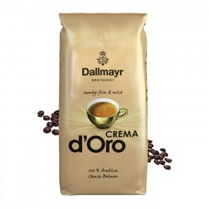 Dallmayr Espresso d'Oro boabe 1 kg