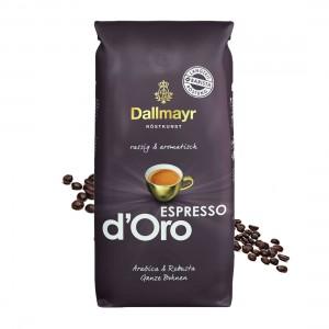 Dallmayr Espresso D-Oro cafea boabe 1 kg