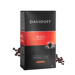 Davidoff Rich Aroma boabe 500g