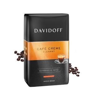 Davidoff Cafe Creme Elegant boabe 500g