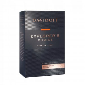 Davidoff Explorer's choice cafea boabe 500g