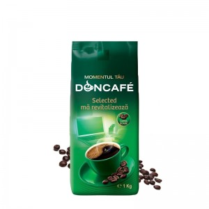Doncafe Selected cafea boabe 500g