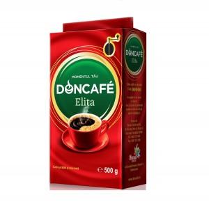 Cafea macinata Doncafe Elita Vacuum 500g