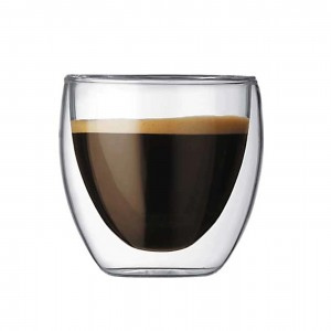 Edream pahar espresso 80ml cu pereti dublii