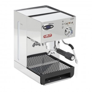 Espressor manual Lelit PL 41 TEM, 1050 W, 2.7 L, 15 bar, manometru, PID